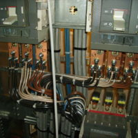 Newbuildings electrical installation